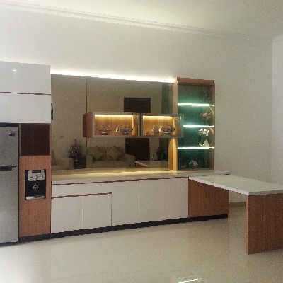 Manufacture Interior Furniture Bandung Pantry